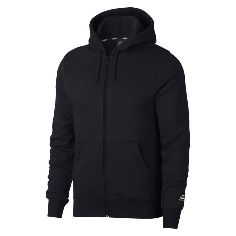 Felpe cappuccio Nike sportswear Hoodie icon fz AJ9731-010