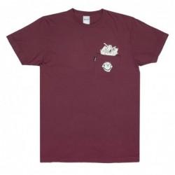 T-shirts Ripndip Mermamaniac tee RND2787