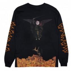 T-shirt maniche lunghe Ripndip Hell pit l/s RND2749