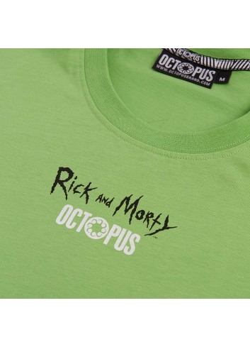 Octopus Rick and morty watch tee - 19WOTS28 | Shapestore.it