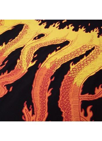 Octopus Flame tee - 19WOTS05 | Shapestore.it