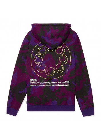 Octopus Camo hoodie - 19WOSH09 | Shapestore.it