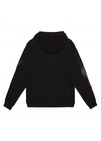 Octopus Embroidered logo hoodie - 19WOSH07 | Shapestore.it