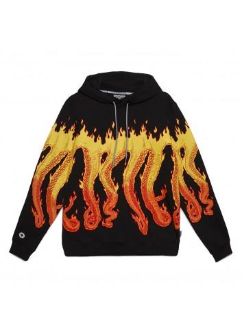 Octopus Flames hoodie - 19WOSH05 | Shapestore.it