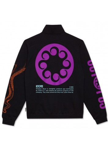 Octopus Logo track jacket - 19WOST06 | Shapestore.it