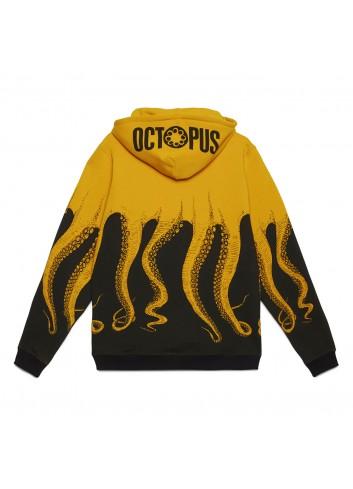 Octopus Black octopus hoodie original - 19WOSH01 | Shapestore.it
