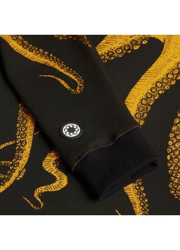 Octopus Black octopus hoodie original - 19WOSH01   Shapestore.it