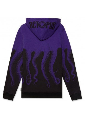 Octopus Black octopus hoodie original - 19WOSH01 | Shapestore.it