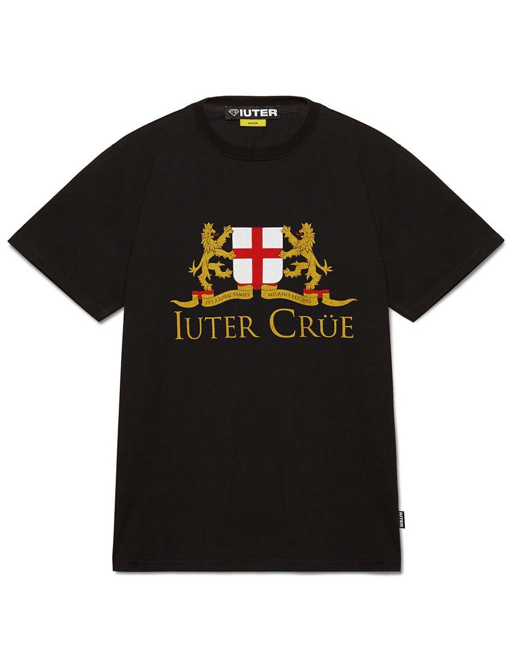 Iuter Loyal family tee - 19WITS13 | Shapestore.it