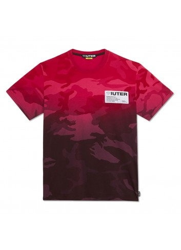 Iuter Dip camo tee - 19WITS05 | Shapestore.it