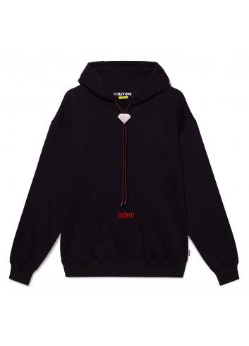 Iuter Nicotine hoodie - 19WISH64 | Shapestore.it