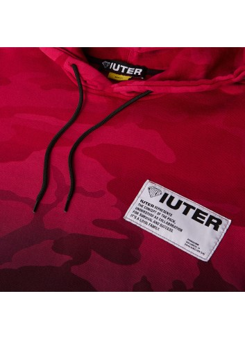 Iuter Dip camo hoodie - 19WISH05 | Shapestore.it