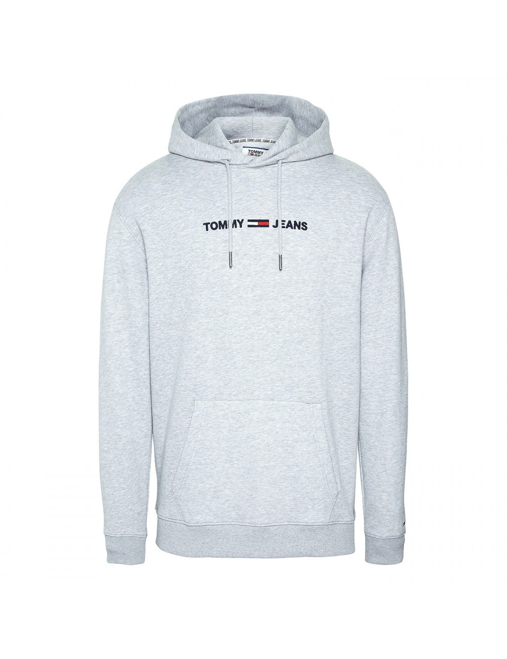 Tommy hilfiger Tjm straight logo hoodie - DM0DM07030 | Shapestore.it