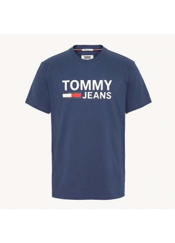 Tommy jeans classic logo tee