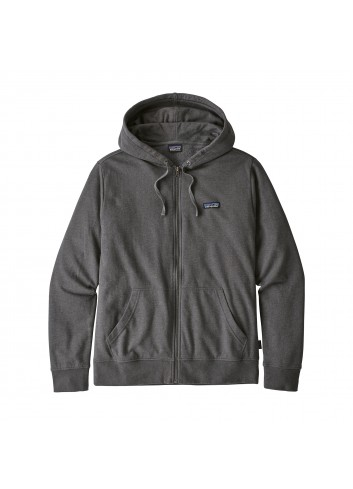 Patagonia P-6 label lw full zip hoodie - 39547 | Shapestore.it