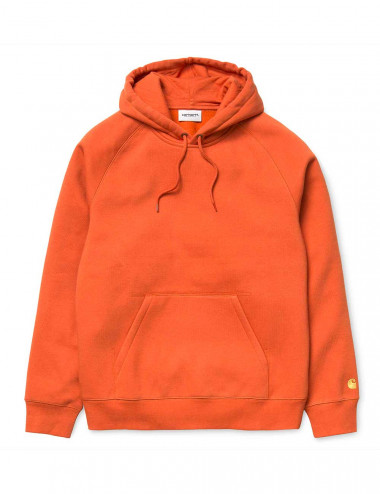 Carhartt Hooded chase sweatshirt - I026384 | Shapestore.it