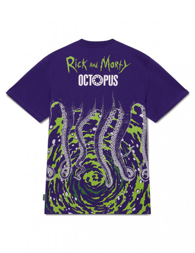 Rick and morty vortex tee