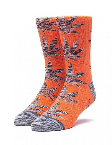 Huf Melange leaves melange socks - SK00363 | Shapestore.it