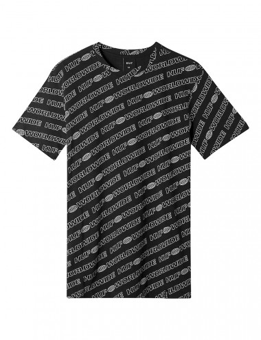 Huf Marathon ao tee - TS00790 | Shapestore.it