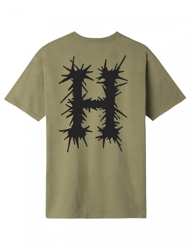 Huf Crust h tee - TS00794 | Shapestore.it