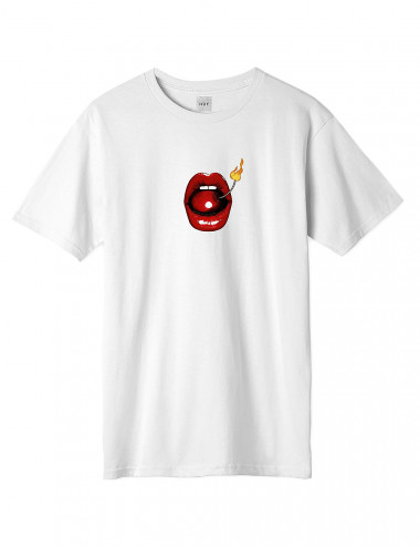 Huf Hot lips tee - TS00797 | Shapestore.it