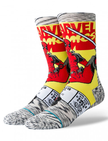 Stance Deadpool comic - U545C19DEA | Shapestore.it
