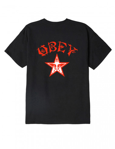Obey Tokyo basic tee - 163082084 | Shapestore.it