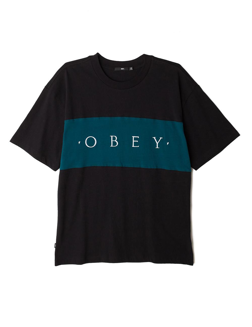 Obey Conrad classic tee - 131080252 | Shapestore.it