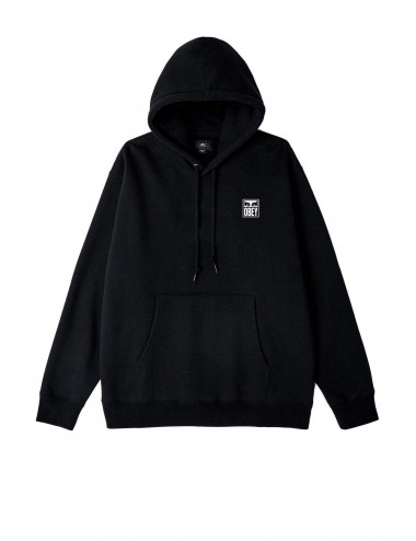 Eyes icon box fit premium hood fleece