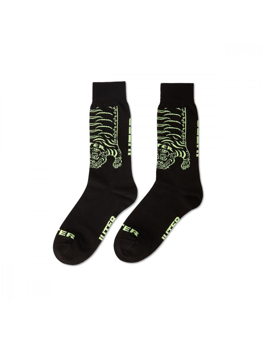 Iuter Tibetan socks - 19WISXP05   Shapestore.it