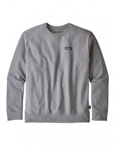 Patagonia P-6 label uprisal crew sweatshirt - 39543 | Shapestore.it