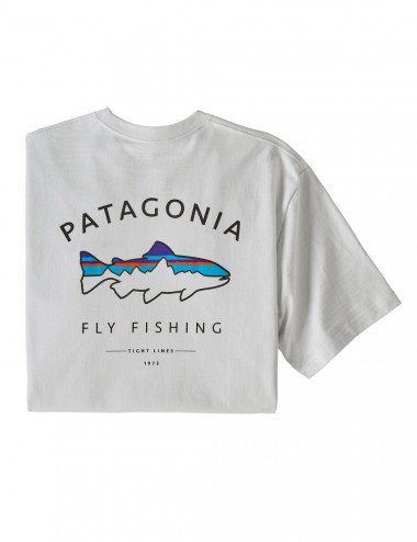 Patagonia Framed fitz roy trout - 38479 | Shapestore.it