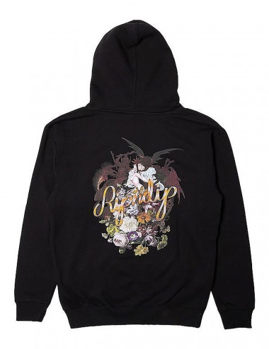 Ripndip Angel & devil hoodie - RND3718S | Shapestore.it