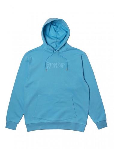 Ripndip Rubber logo hoodie - RND3716 | Shapestore.it