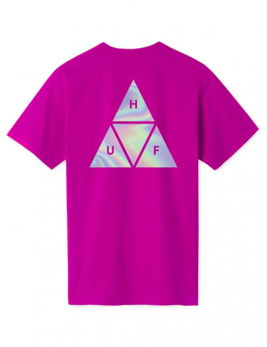 Huf Hi-vis iridescent tt tee - 712190084H | Shapestore.it