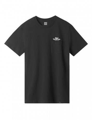 Huf Issue logo pocket tee - 712190040 | Shapestore.it
