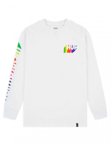 Huf Aura ls tee - 712190043 | Shapestore.it