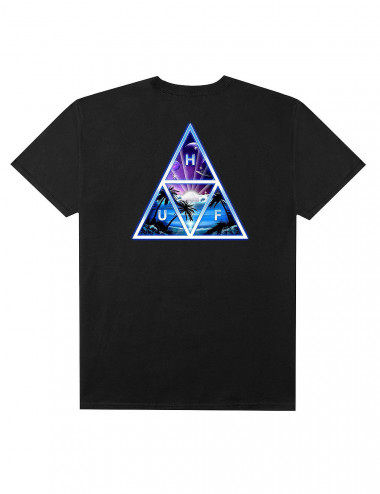 Huf Space beach tee - 712190056 | Shapestore.it