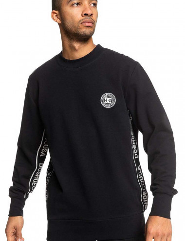 Dc Shoes Presnen crew - EDYFT03465-KVJ0 | Shapestore.it