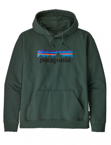 Patagonia P-6 logo uprisal hoody - 39539 | Shapestore.it