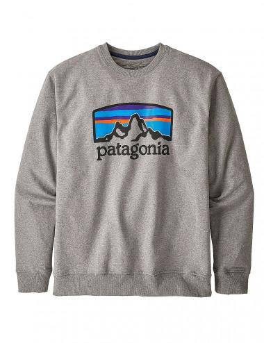Patagonia Fitz roy horizons uprisal crew - 39586 | Shapestore.it