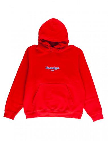 Usual Nostalgia logo hoodie - 19FLPNOSBIC | Shapestore.it