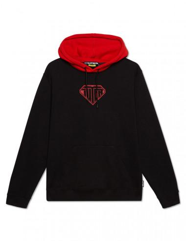 Iuter Logo hoodie - 20SISH01 | Shapestore.it