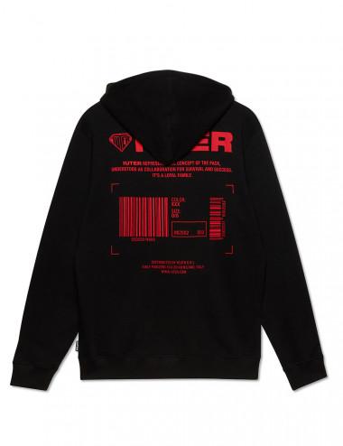 Iuter Info hoodie - 20SISH09 | Shapestore.it