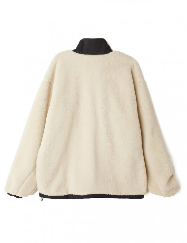 Out there sherpa jacket