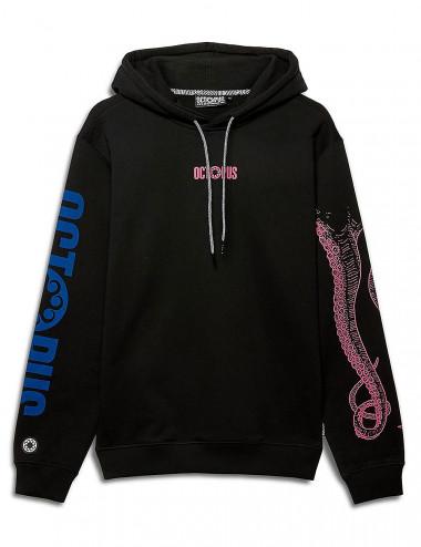 Octopus logo hoodie