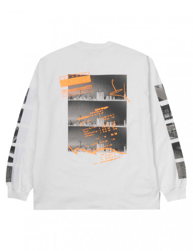 Stack t-shirt ls