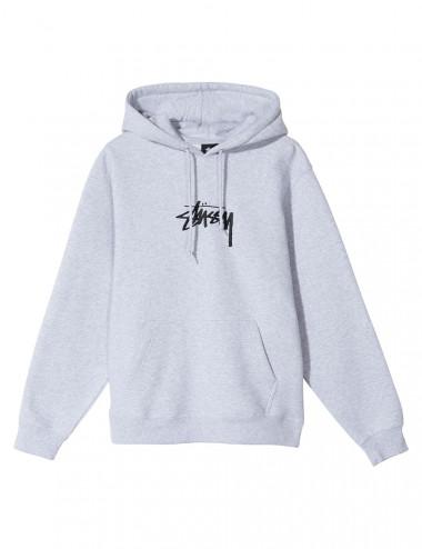 Stock logo app hoodie